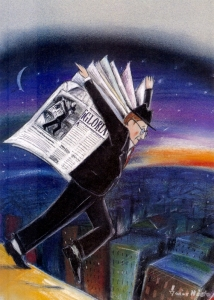 Ilustración para El País