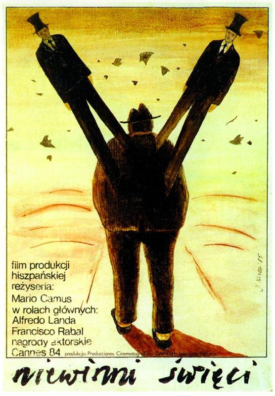Los santos Inocentes. Mario Camus